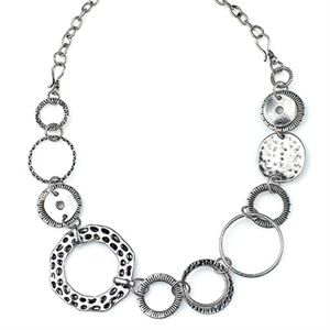 Picture of Sassy Hoops Necklace